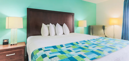 King Standard Room | Surf & Sand Hotel Pensacola Beach FL Featured Image