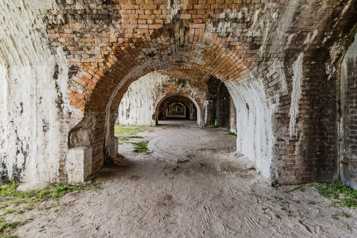 fort pickens pensacola fl