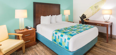 Accessible Queen Room | Surf & Sand Hotel Pensacola Beach Featured Image