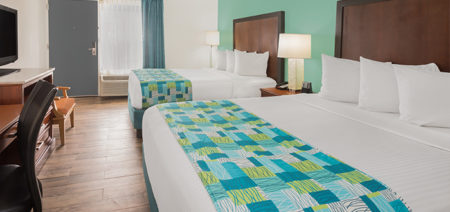 Two Queen Standard Room | Surf & Sand Hotel Pensacola Beach Featured Image